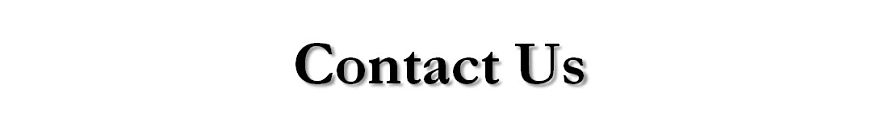 Contact Us opt